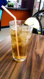 Ditch Witch Iced Tea at Fresh Thymes in Trolley Square, Wilmington, DE