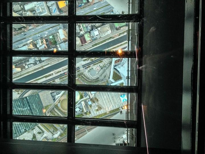 Tokyo Skytree Glass Floor