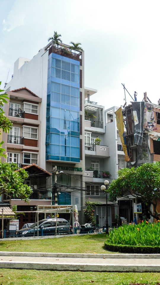 Apartments in Saigon
