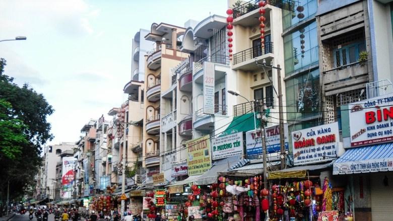 Apartments in Saigon