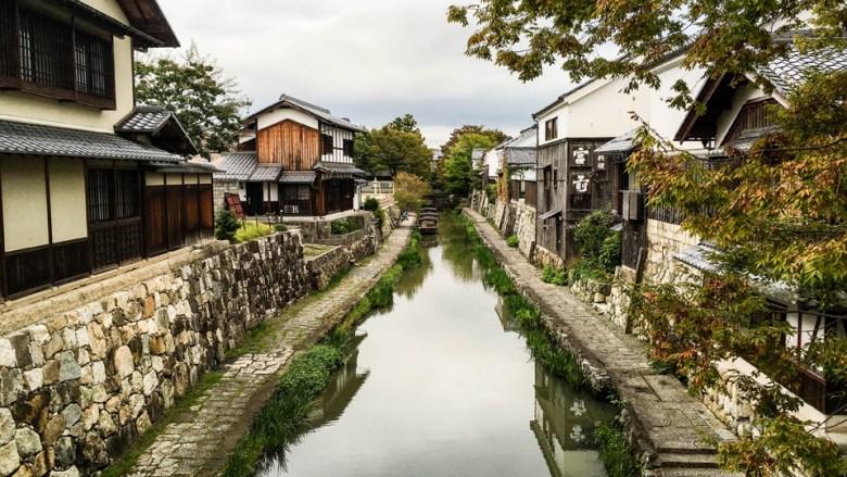 Ohmihachiman, Shiga, Japan