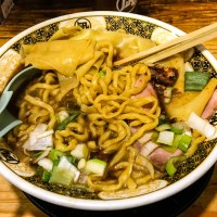 Ramen in Golden Gai