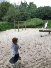 Spielplatz auf Gut Clarenhof