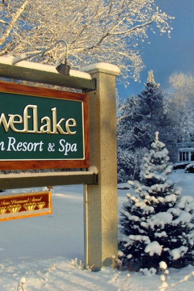 Stoweflake Mountain Resort and Spa in Stowe, Vermont