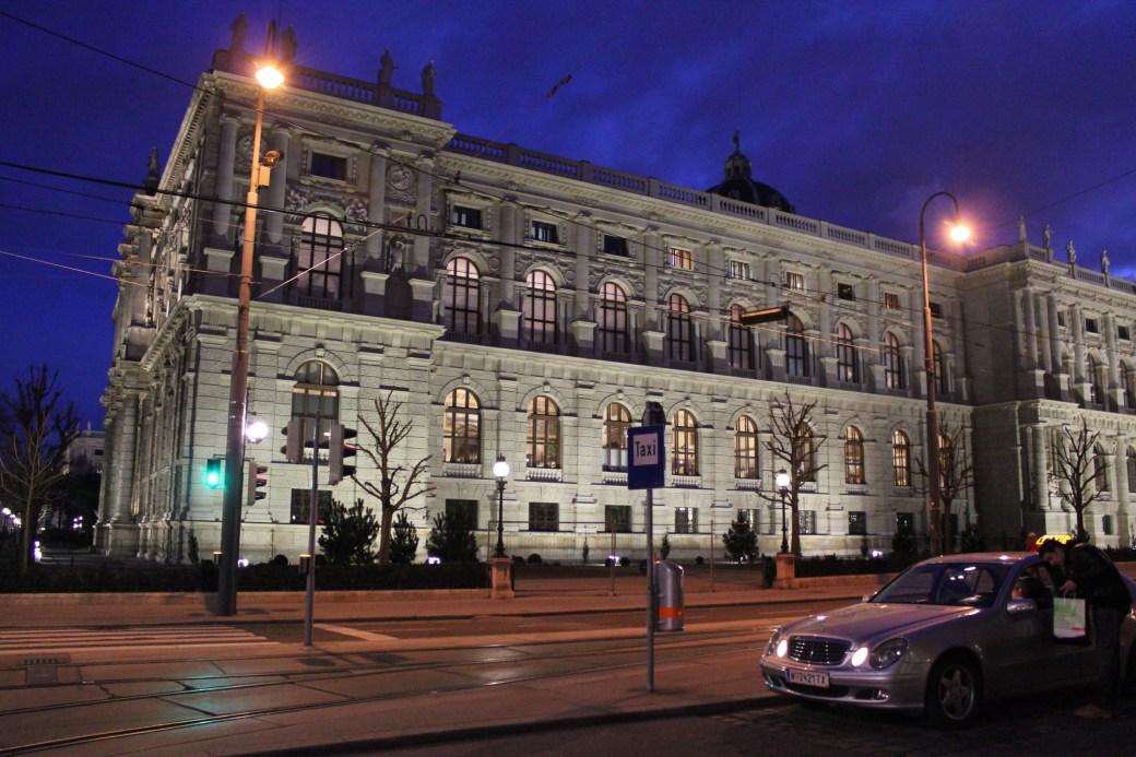 Street View; Vienna, Austria; 2011