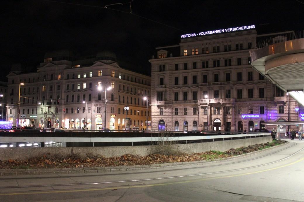 City View; Vienna, Austria; 2011
