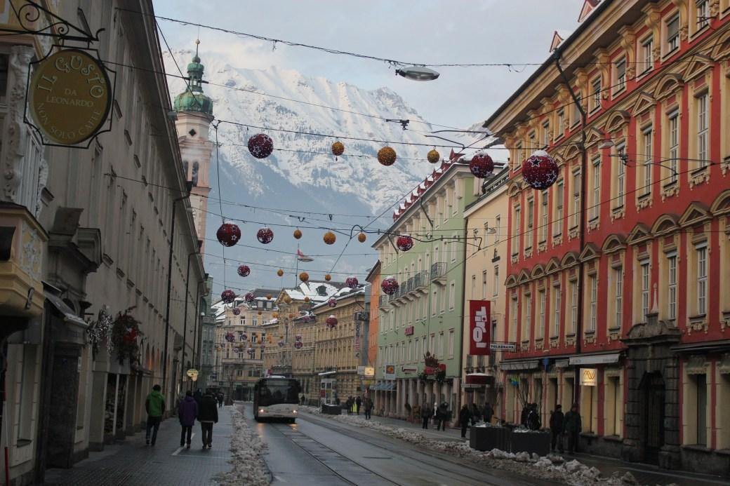 City View; Innsbruck, Austria; 2012