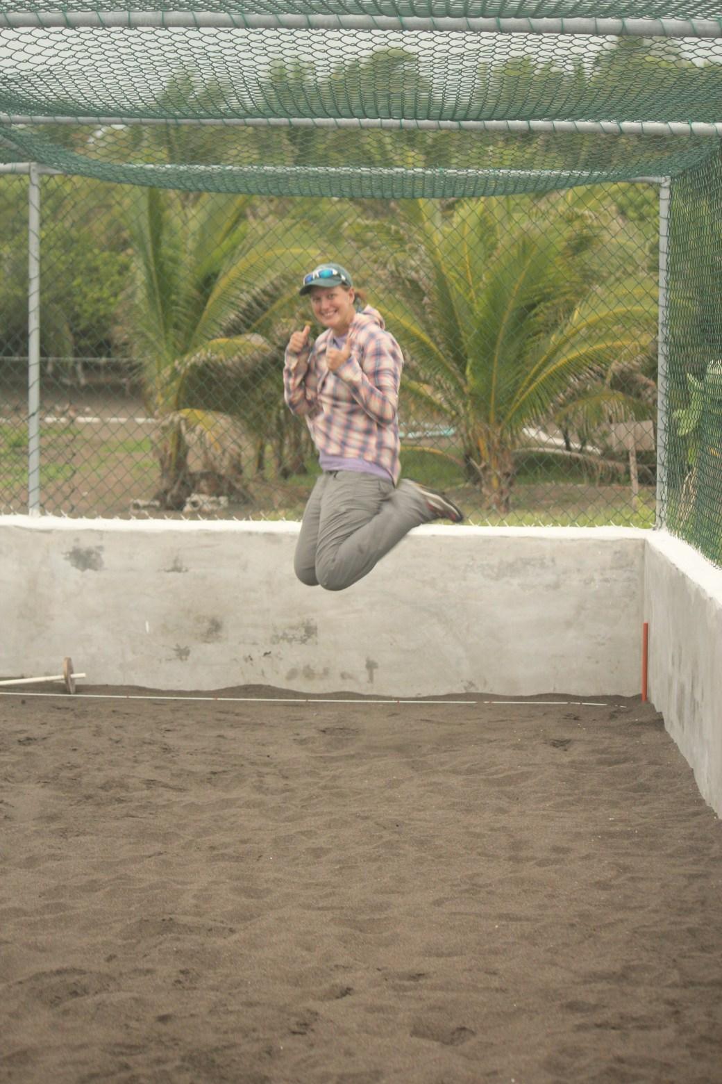 Signature Jumpin' Photographs; Monterrico, Guatemala; 2013