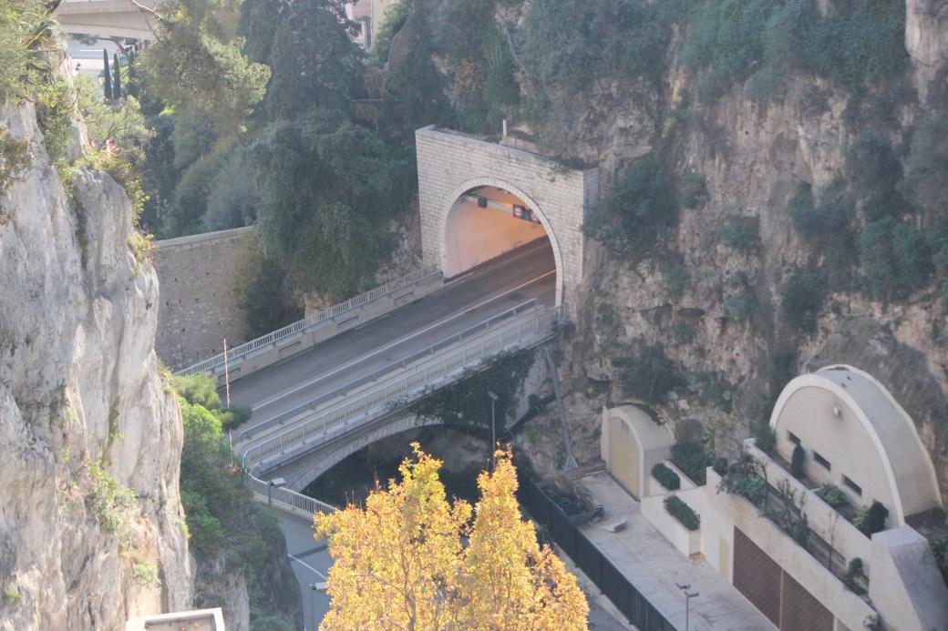 Tunnel Track; Monte Carlo, Monaco; 2011