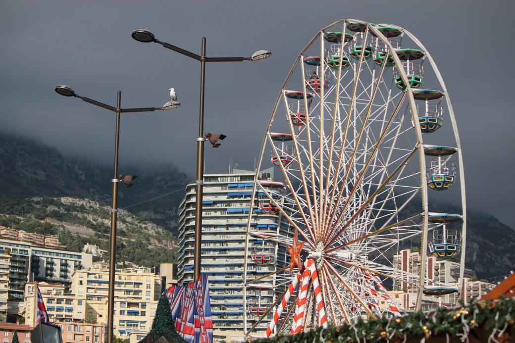 Ferris Wheel; Monte Carlo, Monaco; 2011