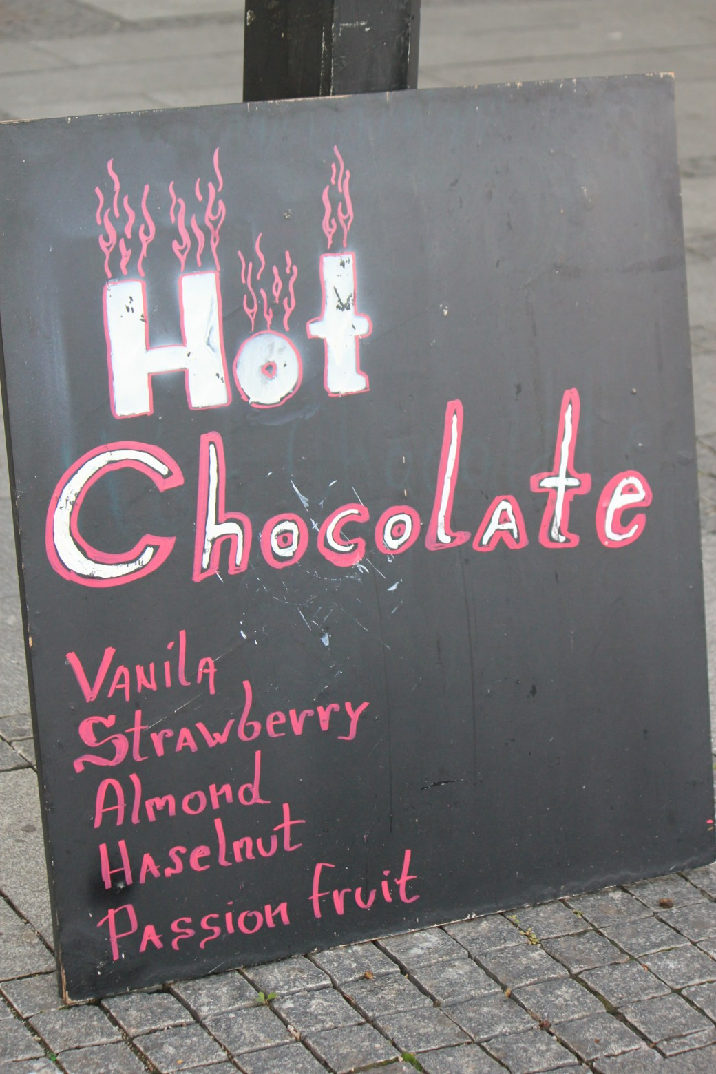 Hot Chocolate; Belgrade, Serbia; 2011