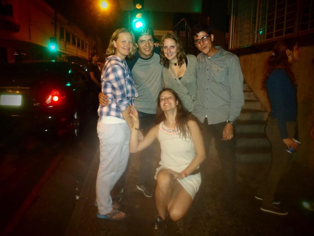 Proper Night Out in Guatemala City; Guatemala City, Guatemala; 2013