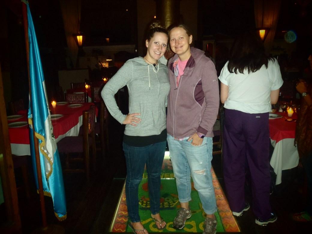 Cailan and I; Guatemala City, Guatemala; 2013