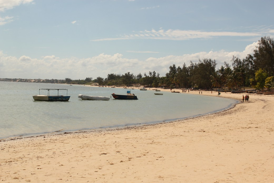 Sandy Beach; Ifaty, Republic of Madagascar; 2013