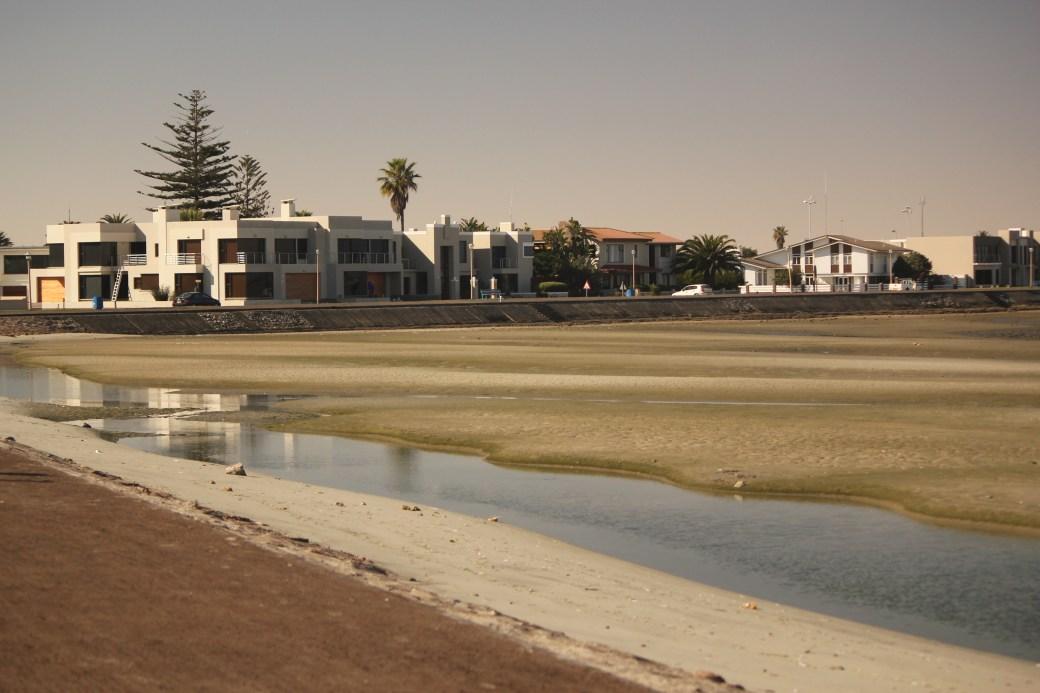 Hotels; Walvis Bay, Namibia; 2013