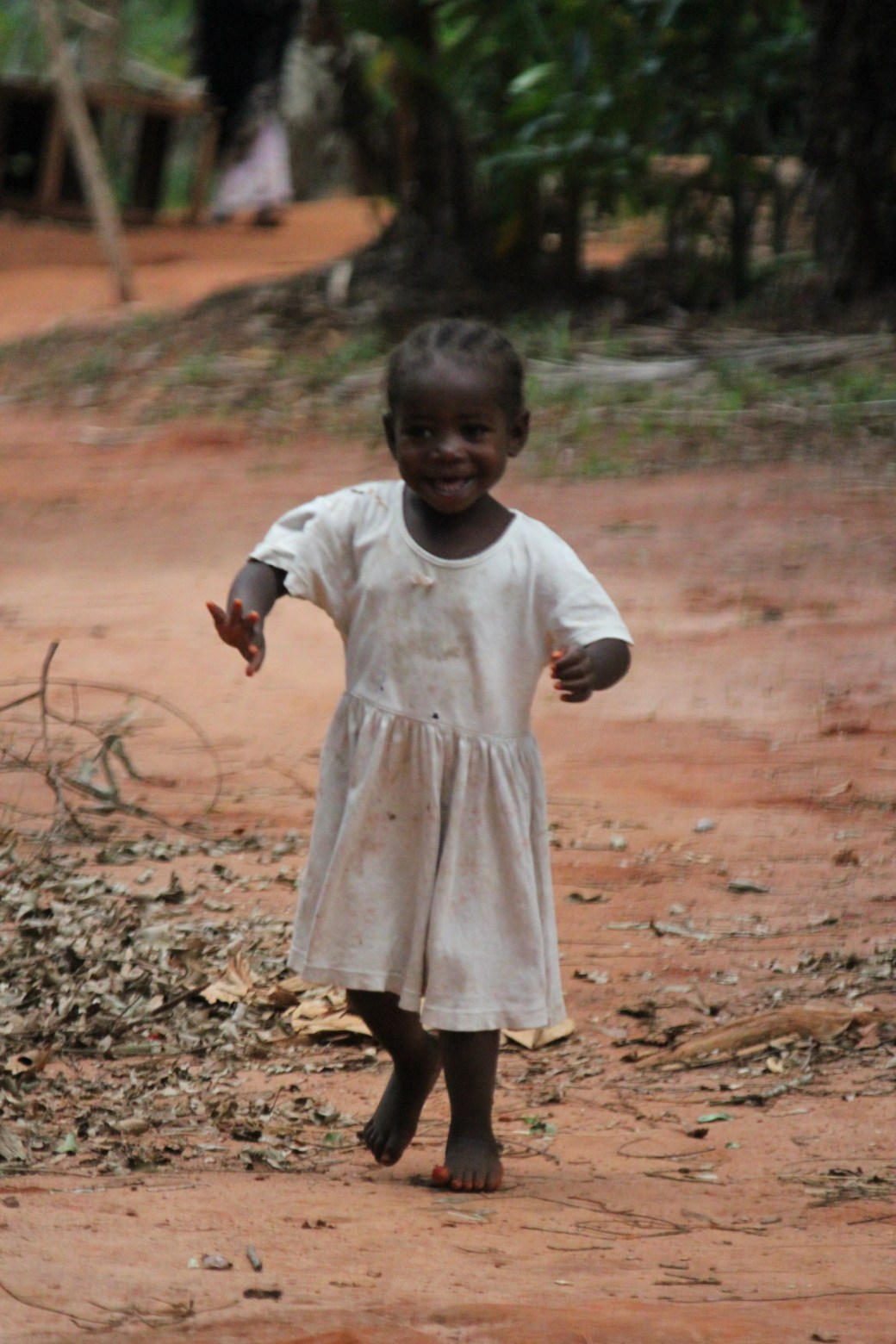 One Happy Kid; Stone Town, Zanzibar, Tanzania; 2011