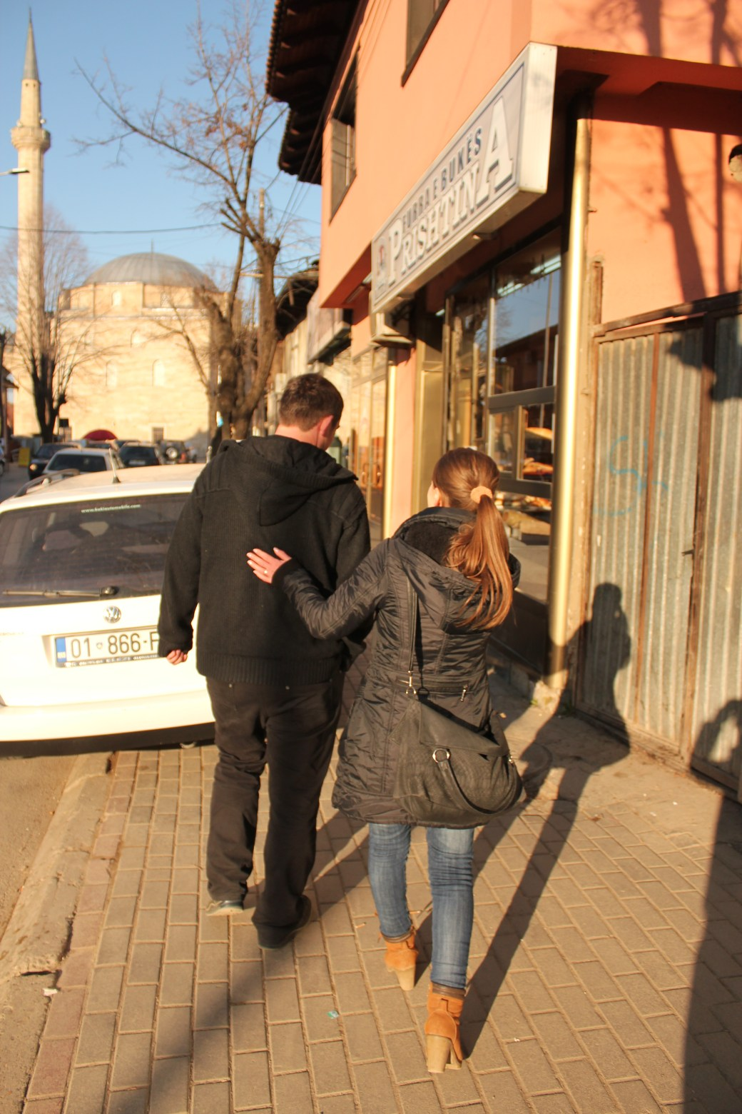 Aferdita & Nebih; Pristina, Kosovo; 2013