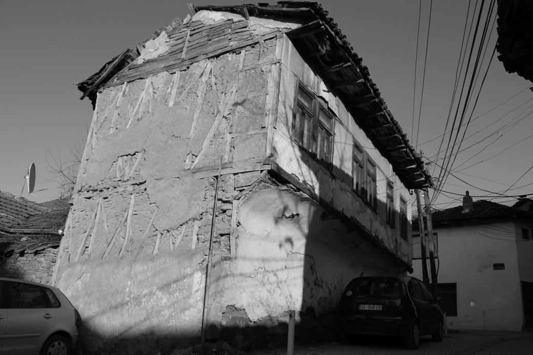 Old Building; Pristina, Kosovo; 2013