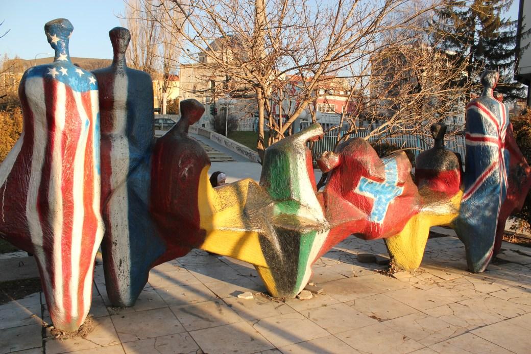 Art; Pristina, Kosovo; 2013