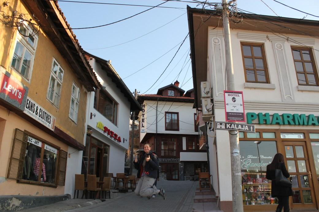 Signature Jumpin' Photograph; Prizren, Kosovo; 2013