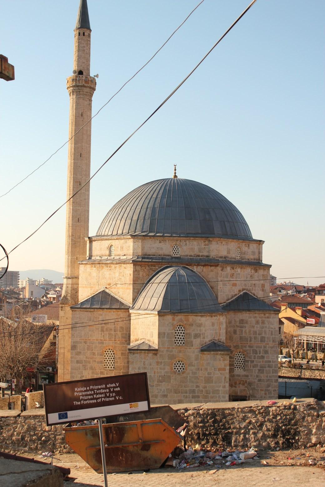 Church; Prizren, Kosovo; 2013