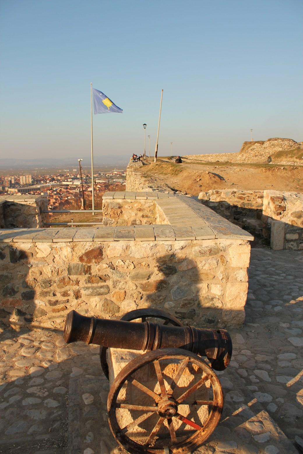 Fortress; Prizren, Kosovo; 2013