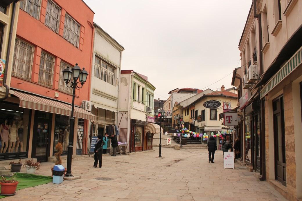 A Touch of Turkey; Skopje, Republic of Macedonia; 2013