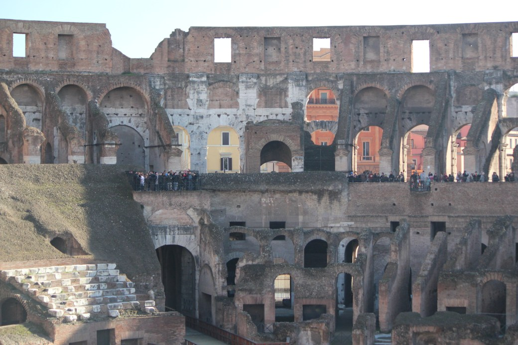 Magnificence of Architecture ; Rome, Italy; 2011