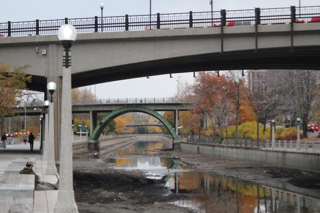 Canal Rideau; Ottawa, Canada; 2011