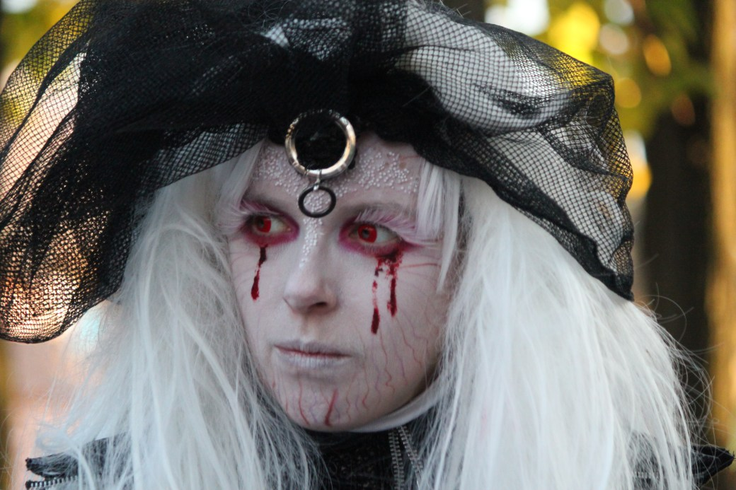 Witch; Montreal, Canada; 2011