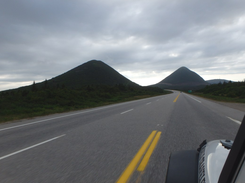 Open Road; Channel-Port Aux Basques, Newfoundland; 2015