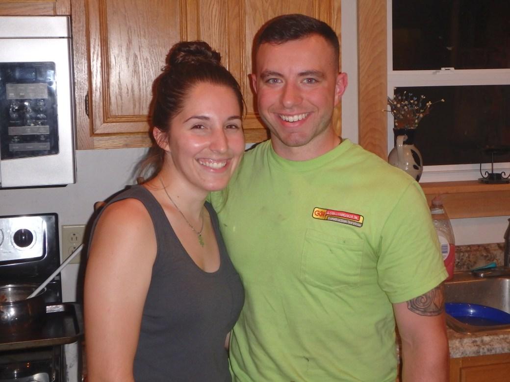 Erin & Eric; Wellsboro, PA; 2015