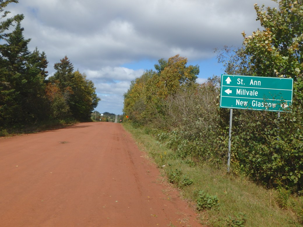 Red Dirt Road; Prince Edward Island; 2015