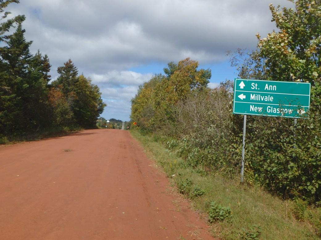 Red Dirt Road; Prince Edward Island; 2015