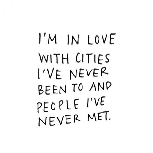 I'm In Love Quote