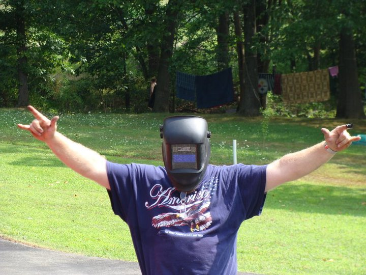 America welder helmet