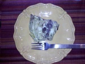 Omelette de la Rented Mule