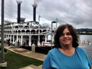 Shannon Pearson and the American Queen