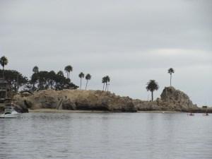 Newport Bay jetty