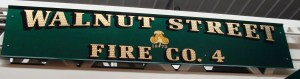Walnut St Fire Co 4