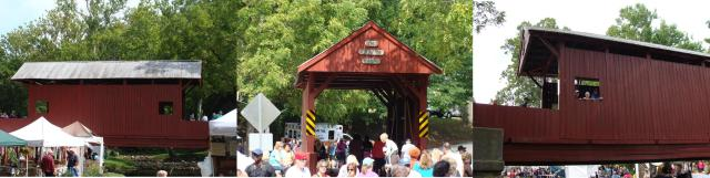 Ebenezer Bridge Covered Bridge Festival