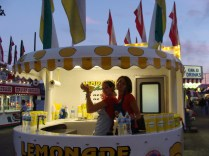 Coshocton County Fair lemonade