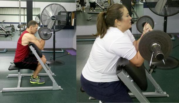 Traveling Marla personal trainer weight training free weights