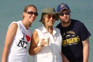 tribute grandparent death mother