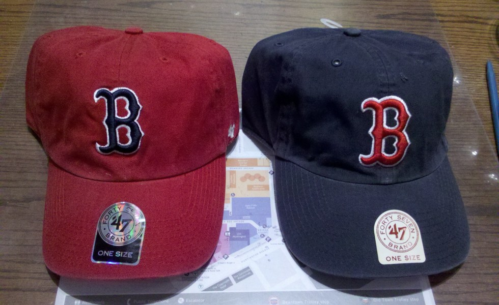 Boston Red Sox hat AWP 2013 Sean Thomas Dougherty mission photoblog Traveling Marla