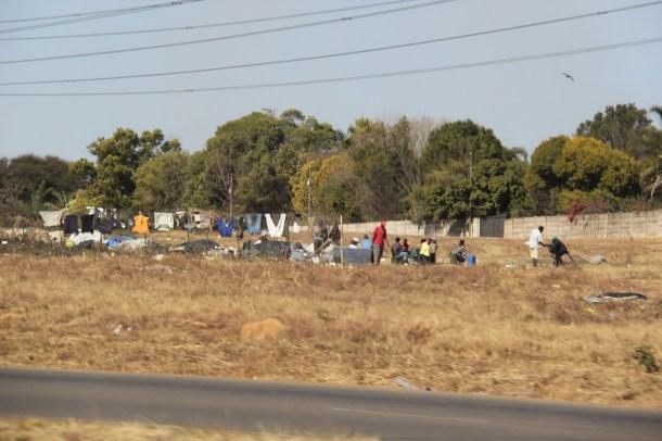expat life Africa poverty Habitat for Humanity home ikhaya