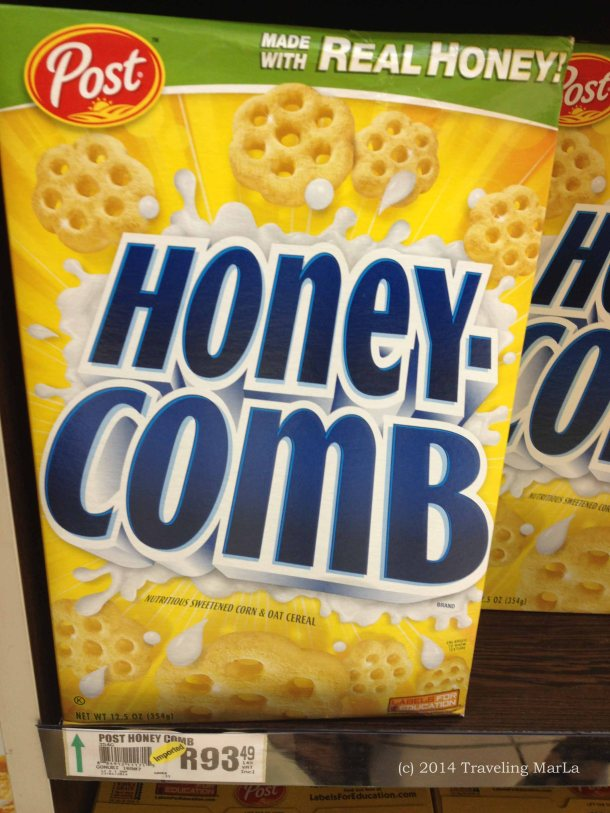 where to buy Honeycomb cereal South Africa