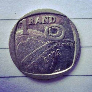 travel Africa currency Rand commemorative