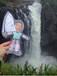 Flat Stanley contest travel Africa