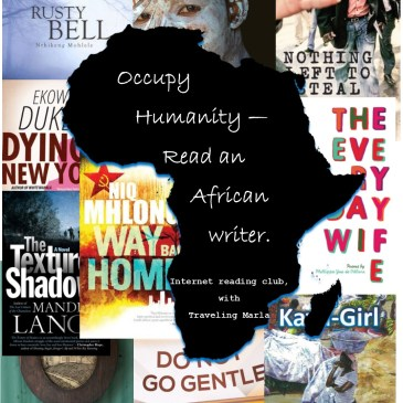 Online Book Club African writers occupy humanity